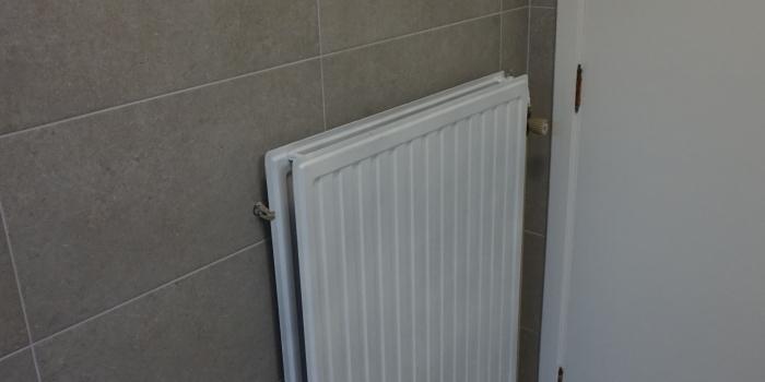 Plaatsing radiator